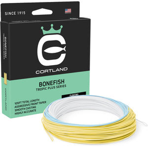Cortland Tropic Plus Series - Bonefish