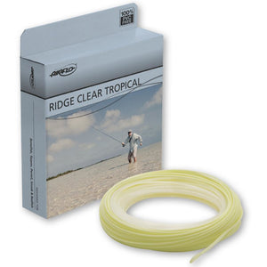 Airflo Ridge Tropical Short - Float - Clear Tip/Yellow Line