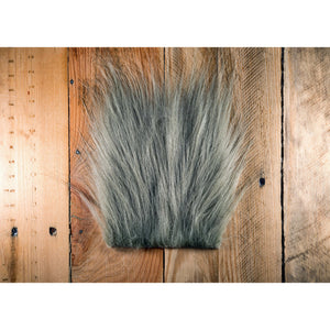 Extra Select Craft Fur - Grey Olive