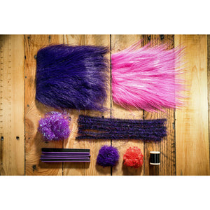 Gangster Gurgler DIY Material Kit - Neon Grape