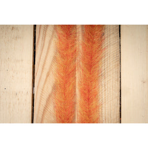 "Flash Blend Baitfish Brush 2"" - Hot Orange"