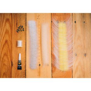 DL3 Minnow DIY Kit - Banana Creme