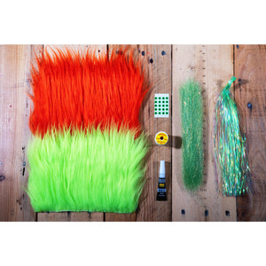 EJ's Spring Break Minnow DIY Kit - Peacock