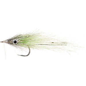 Enrico Puglisi Bay Anchovy - Chartreuse - Size 1/0