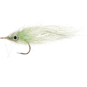 Enrico Puglisi Bay Anchovy - Light Olive - Size 1/0