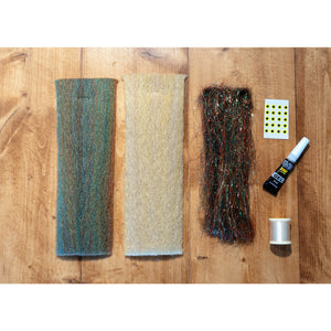 EP Minnow DIY Kit - Everglades Hay
