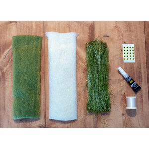 EP Minnow DIY Kit - Green Back