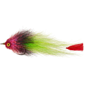 Enrico Puglisi Jungle SP LE - Chartreuse & Hot Black - Size 4/0