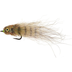 Enrico Puglisi Mud Minnow - Mottled Olive - Size 2