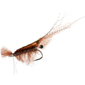 Enrico Puglisi Grass Shrimp - Brown - Size 1