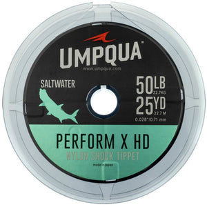 PERFORM X HD SALTWATER SHOCK TIPPET