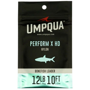 PERFORM X HD BONEFISH LEADER