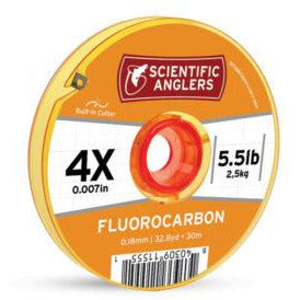 Scientific Anglers Fluorocarbon Tippet - 35#