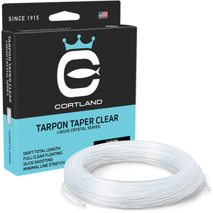 Cortland Liquid Crystal Series - Tarpon Taper