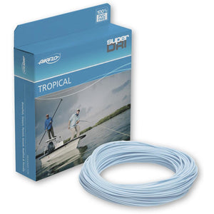 Airflo Ridge Tropical Saltwater Series Tarpon - Intermediate - Clear/Blue