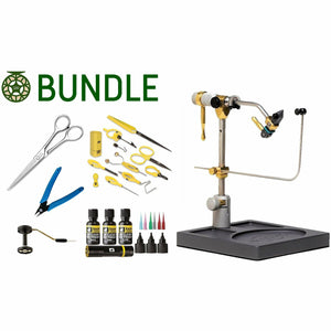 The Black Card Fly Tying Bundle