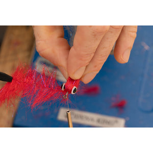 DL3 Minnow DIY Kit - Red Headed Stripper