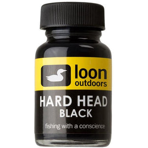 Loon Outdoors Hard Head - Black