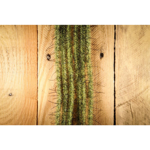 "EP Wooly Critter Brush .5"" - Olive/Black"