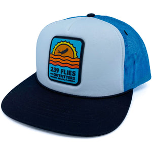 239 Free Jumper Foam Trucker