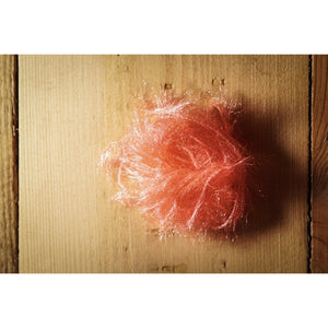 Krystal Hackle (Medium) - Shrimp Pink