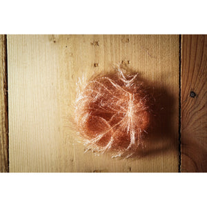 Krystal Hackle (Medium) - Bonefish Tan