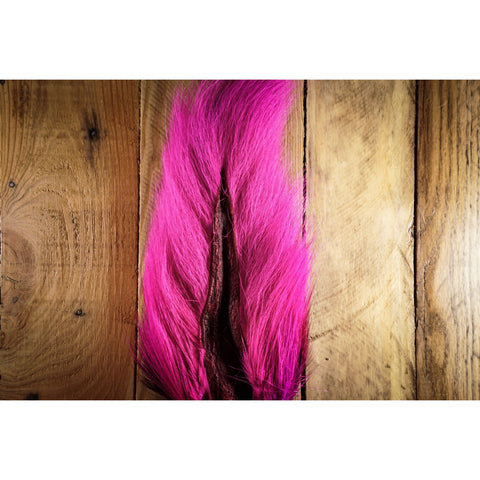 Buck Tail - Cerise