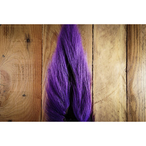 Buck Tail - Bright Purple