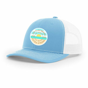 239 Extra Strong Patch Trucker - East Coast