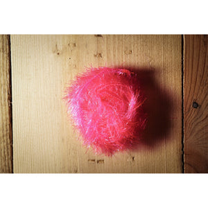 Krystal Hackle (Medium) - Fuchsia