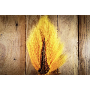 Buck Tail - Sunburst Yellow