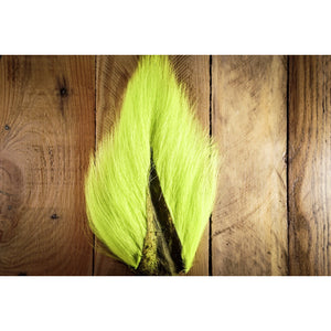 Buck Tail - Chartreuse