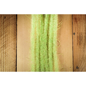 "EP Wooly Critter Brush .5"" - Chartreuse"