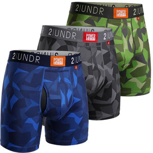 "2UNDR Power Shift 6"" Boxer Brief"