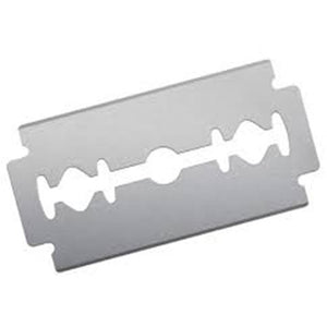Double Sided Razor Blade