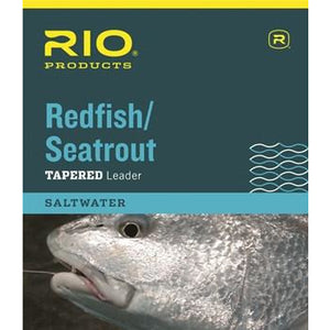 Rio Redfish & Sea Trout Tapered Leader 9'
