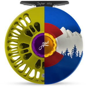 Abel Reels Super Series - Custom Builder