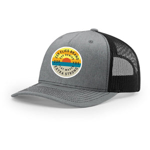 239 Extra Strong Patch Trucker - West Coast