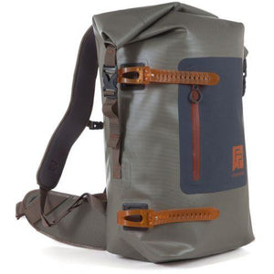 Fishpond Wind River Roll Top Backpack - Shale