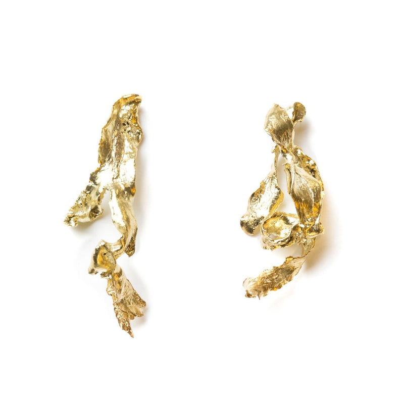 Earrings ALGA 47 MM