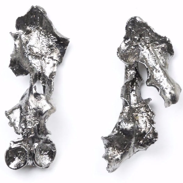 Earrings ALGA 49 MM
