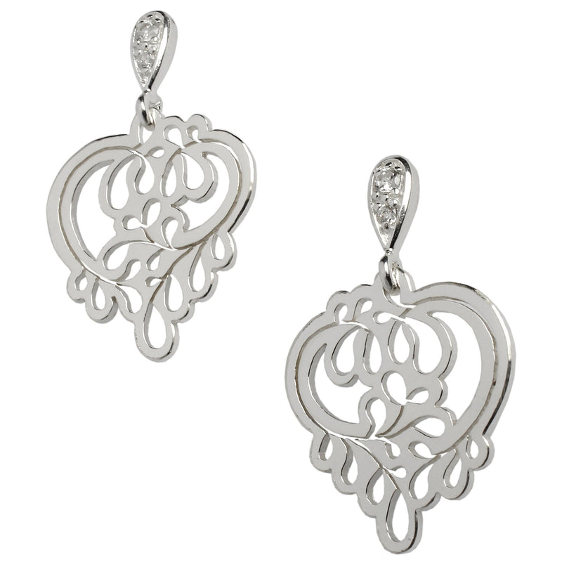 "Earrings ""Heart"" - Ehestu's Special Edition"