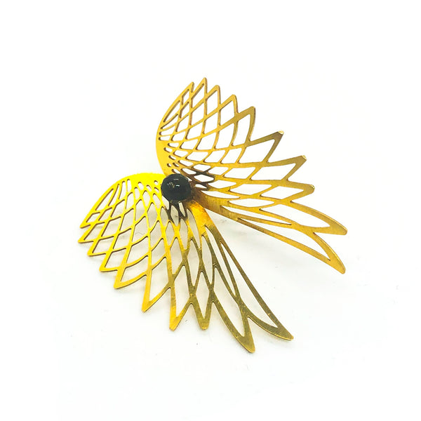 "Brooch ""Wings"""