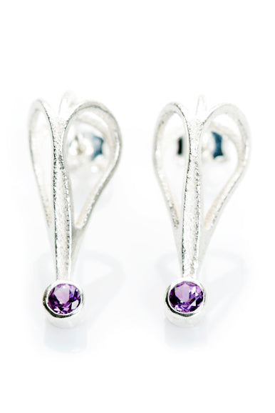 "Earrings ""Ice"""