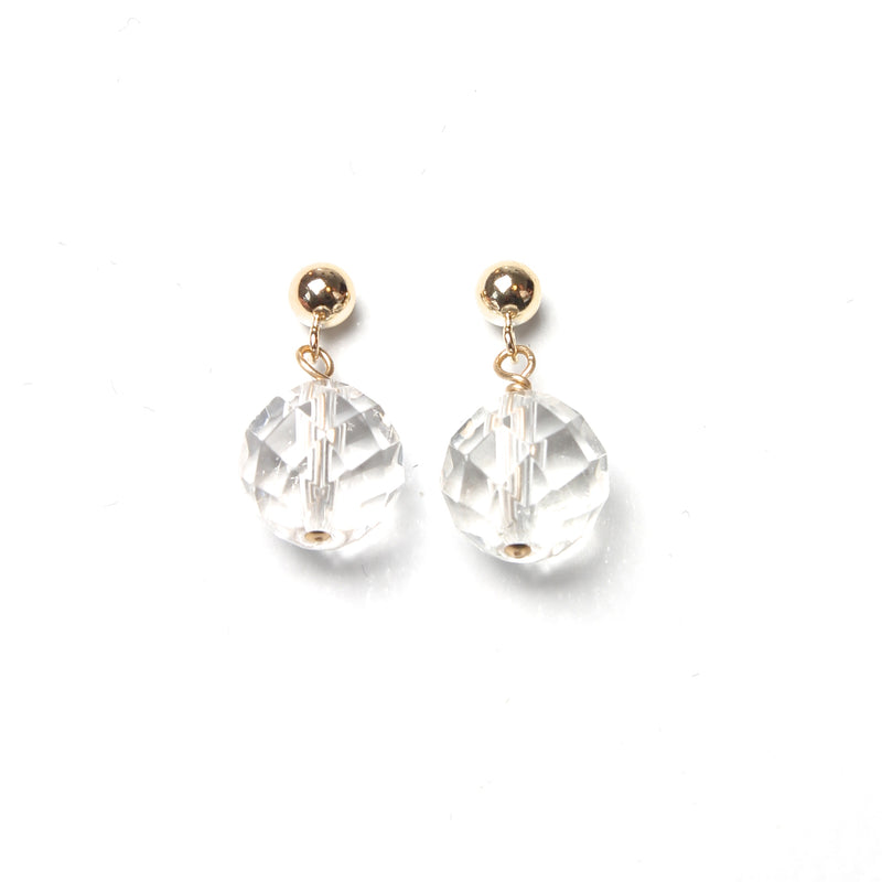 "Earrings ""Coco Sharp"""