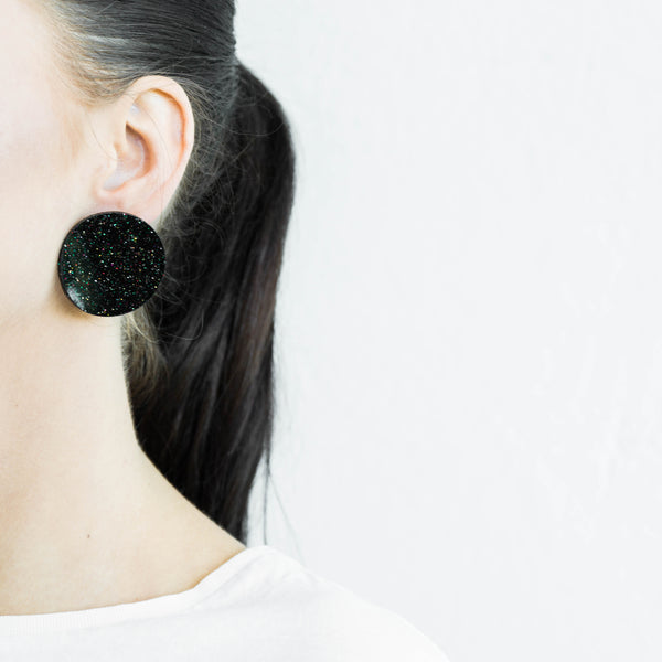 "SOHO Earrings ""Confetti Night"" S"