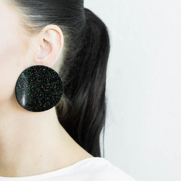 "SOHO Earrings ""Confetti Night"" M"