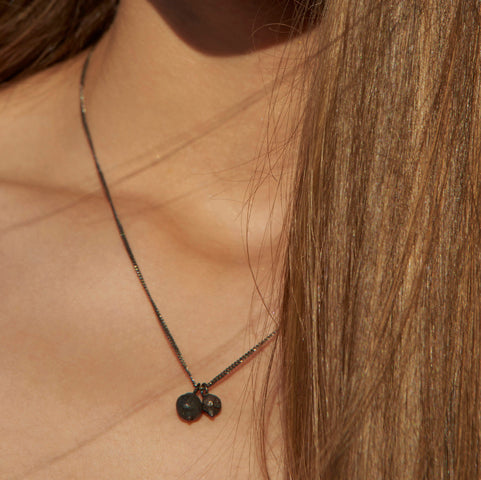 "Necklace ""Juniper Berry"""