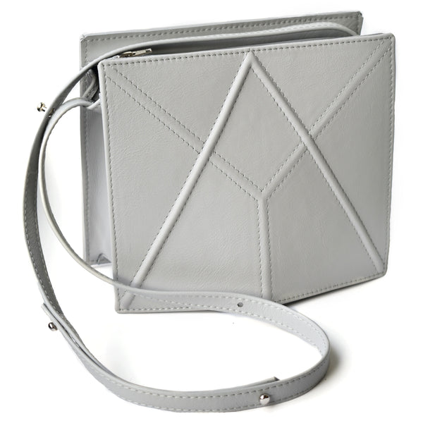 "Facet Bag ""Gray"""