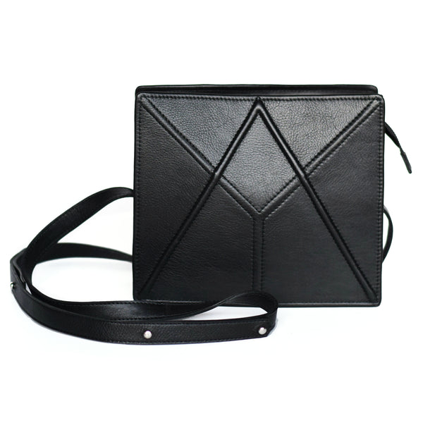 "Facet Bag ""Black"""